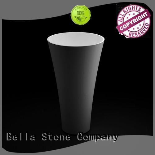 Bella wash basin and pedestal bsl3 for garden