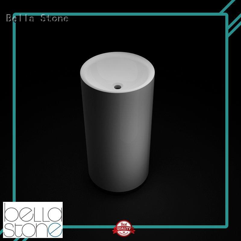 reinforce compact pedestal basin pedestal promotion for hotel