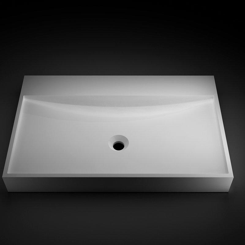 Above Counter Basin BS800-8