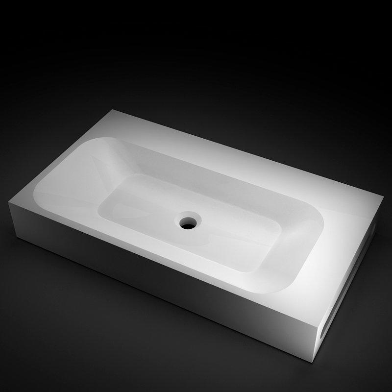 Wall Hung Basin BS-H2