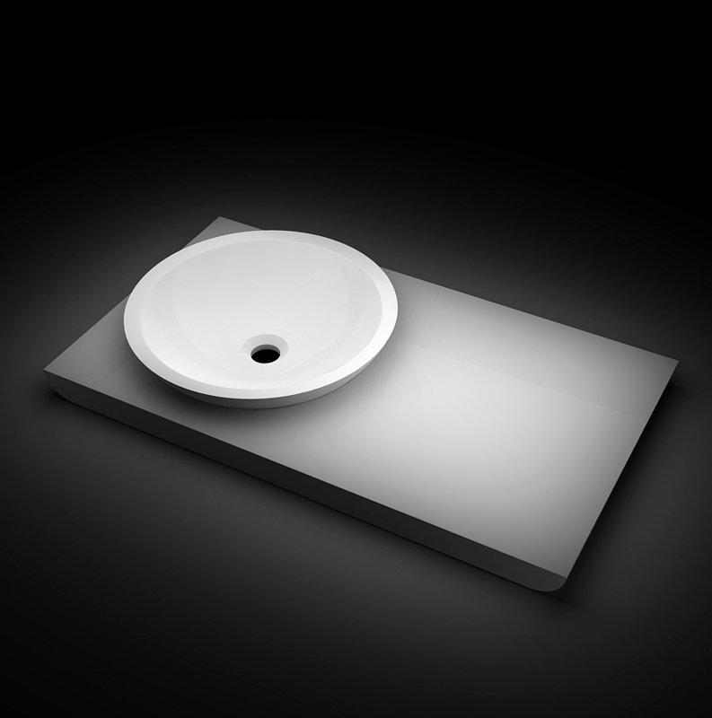 Wall-mounted Basin BS-H7