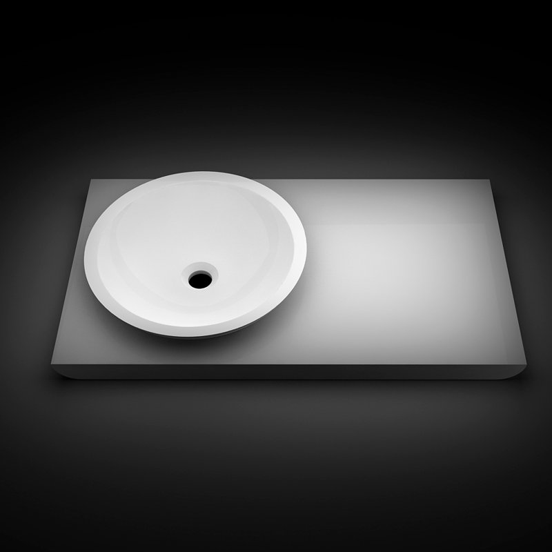 Bella Wall-mounted Basin BS-H7 Above-Counter Basins image3