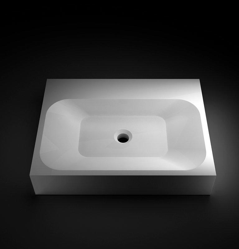 Wall-mounted Basin BS-H4