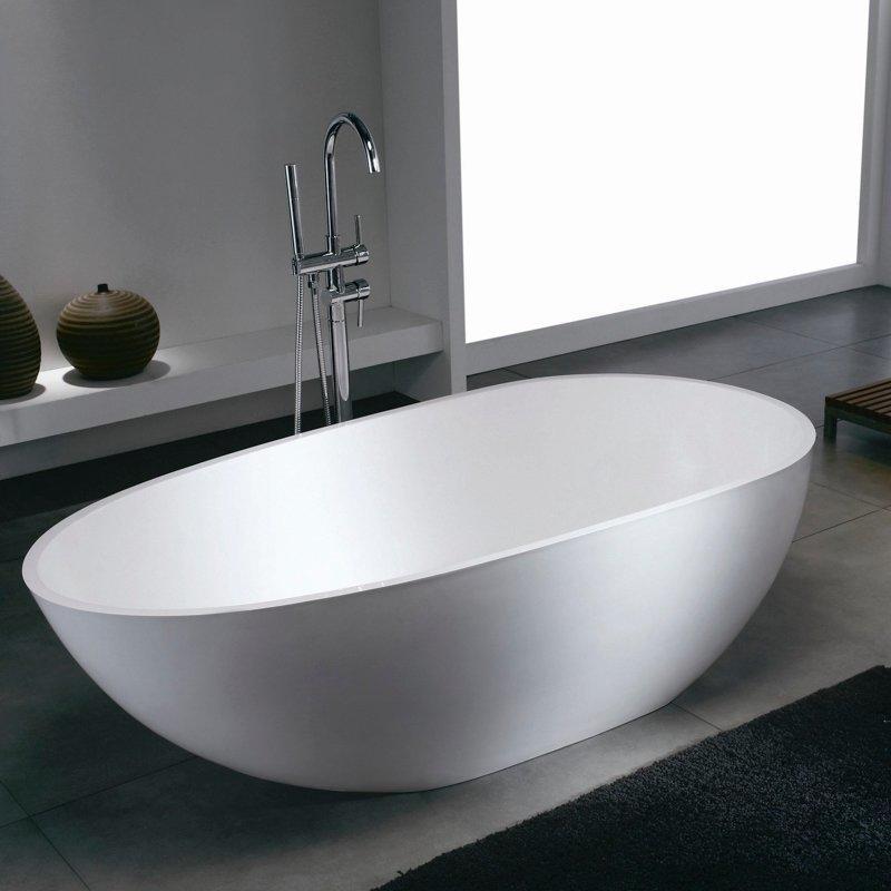 Artificial Stone Tub BS-S06 1850