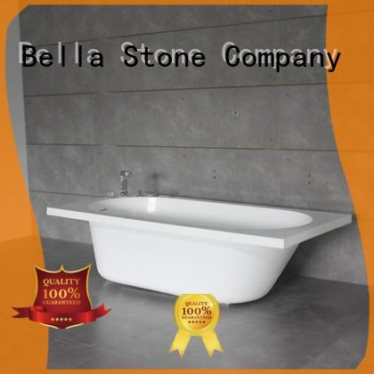 Bella capital free standing soaking tub directly price for home