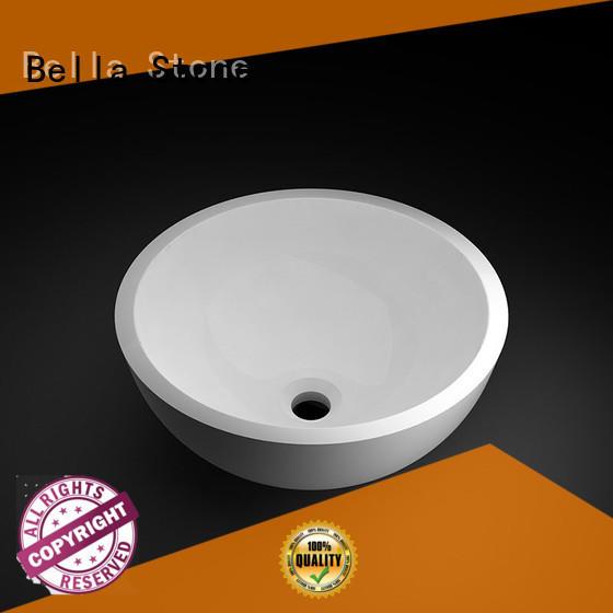 BellaStone modern shower basin for tile directly price for hotel