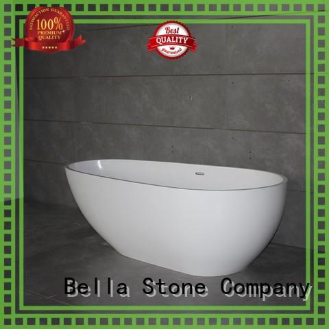 60 freestanding bathtub acrylic Bulk Buy solidsurface Bella