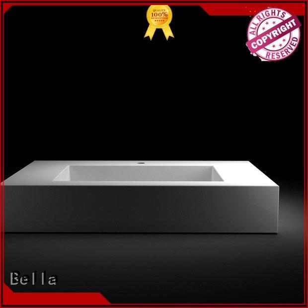 countertop above Bella wash basin price