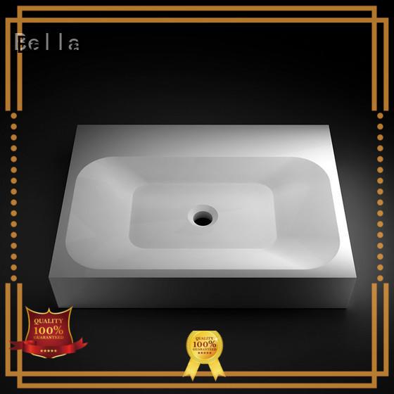 Bella simple washbasin unit directly price for bathroom