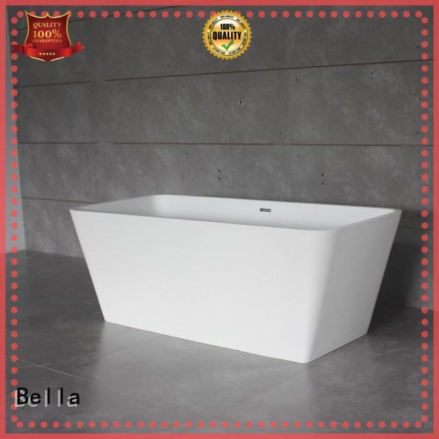 Quality Bella Brand 60 freestanding bathtub acrylic lightweight
