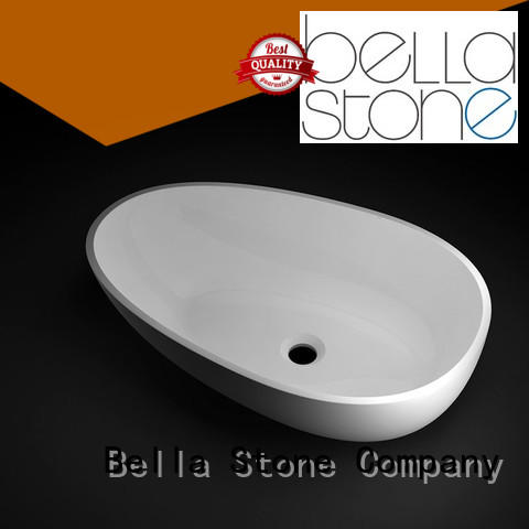 BellaStone good quality small hand basin directly price for hotel