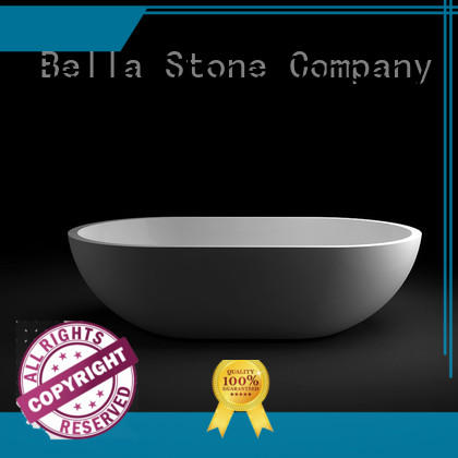 vanity Quartz Solid Surface countertop Bella Brand above counter basins supplier