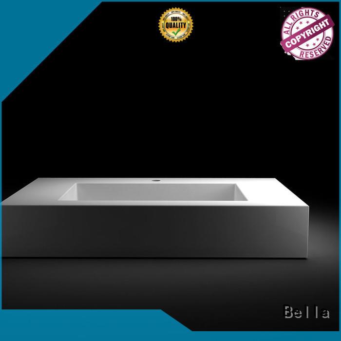 Bella bsh6 vanity top basin on sale for garden