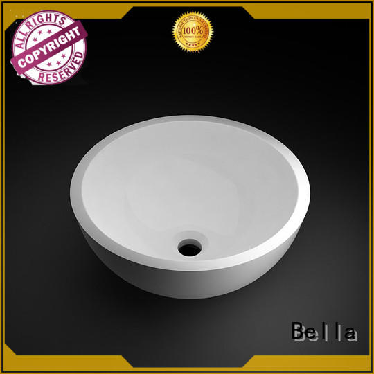 Quality Bella Brand wash basin price countertop