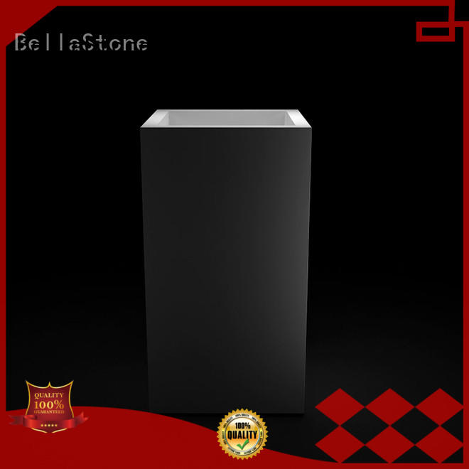 BellaStone bsl3 full pedestal basin promotion for kitchen