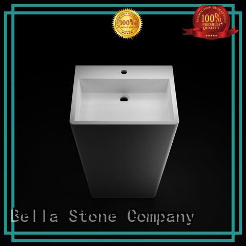 reinforce pedestal basin bsl1 supplier for toilet