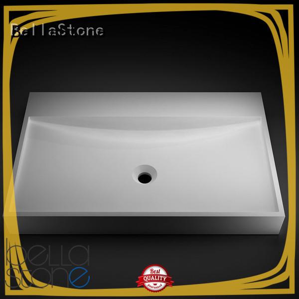 BellaStone countertop basins online directly price for bathroom