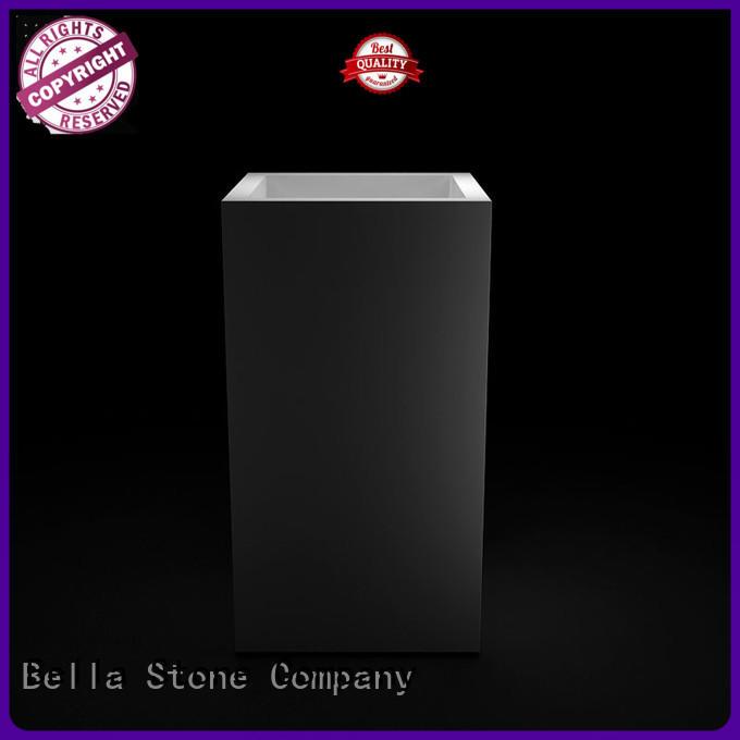 Bella wash full pedestal basin promotion for kitchen