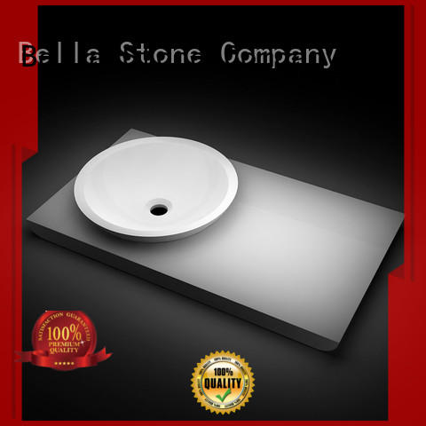 Bella countertop wall mounted washbasin directly price for garden