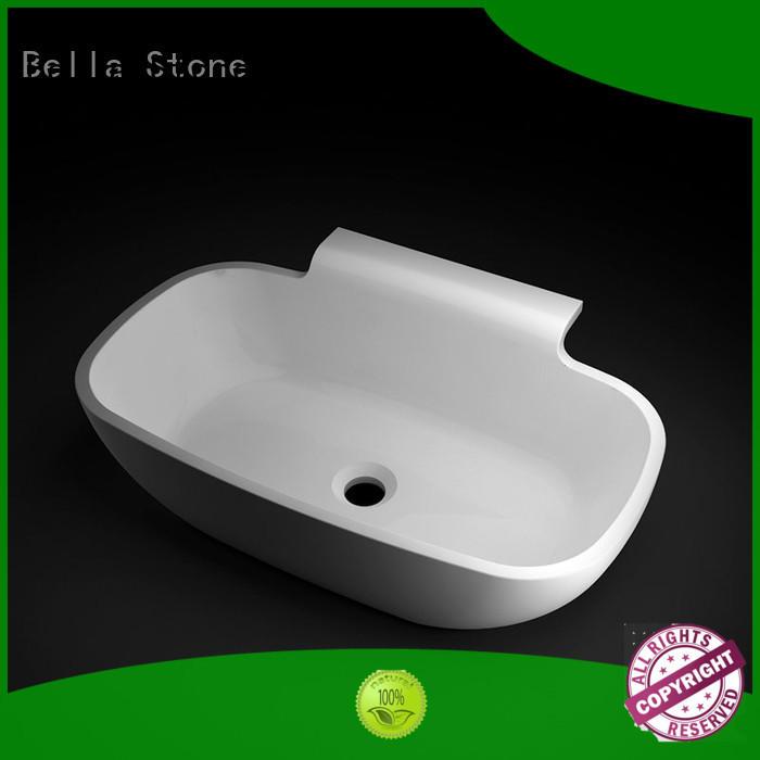 Bella simple shower basin for tile on sale for garden