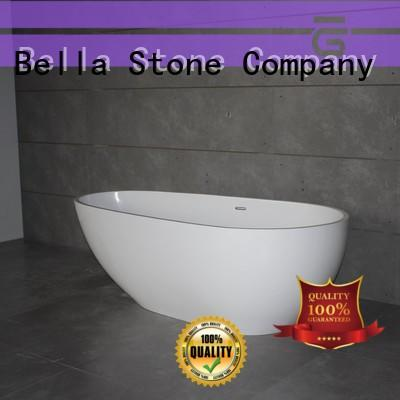 Bella by 5 foot freestanding soaking tub from China for hotel