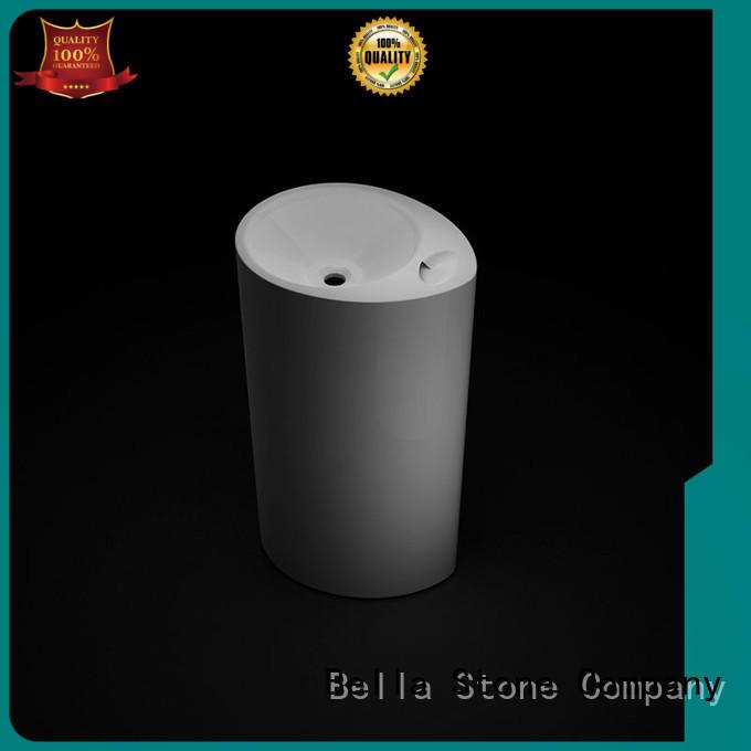 BellaStone bsl5 bathroom pedestal basins wholesale for kitchen