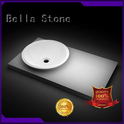 Bella good quality above counter basins on sale for toilet