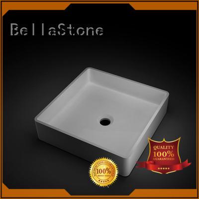 BellaStone bsh3 pedestal wash hand basin directly price for bathroom