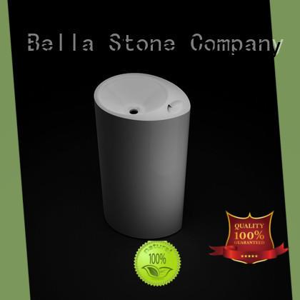 Bella bsl11 modern pedestal basin factory price for kitchen