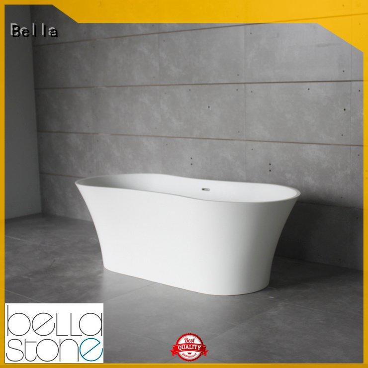 freestanding surface pure Bella deep freestanding tub