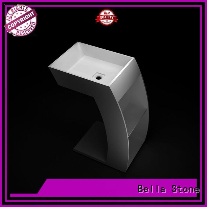 pedestal wash basin Onyx pedestal Bulk Buy Calcutta Bella