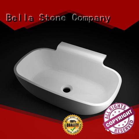 Bella good quality basins online supplier for hotel