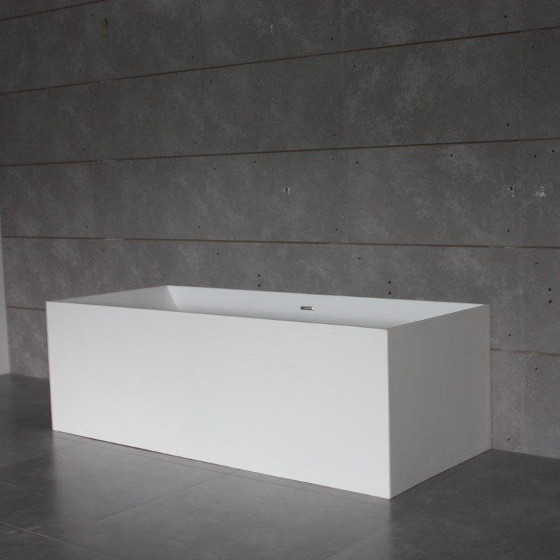 Artificial Stone Bathtub BS-S14 1750
