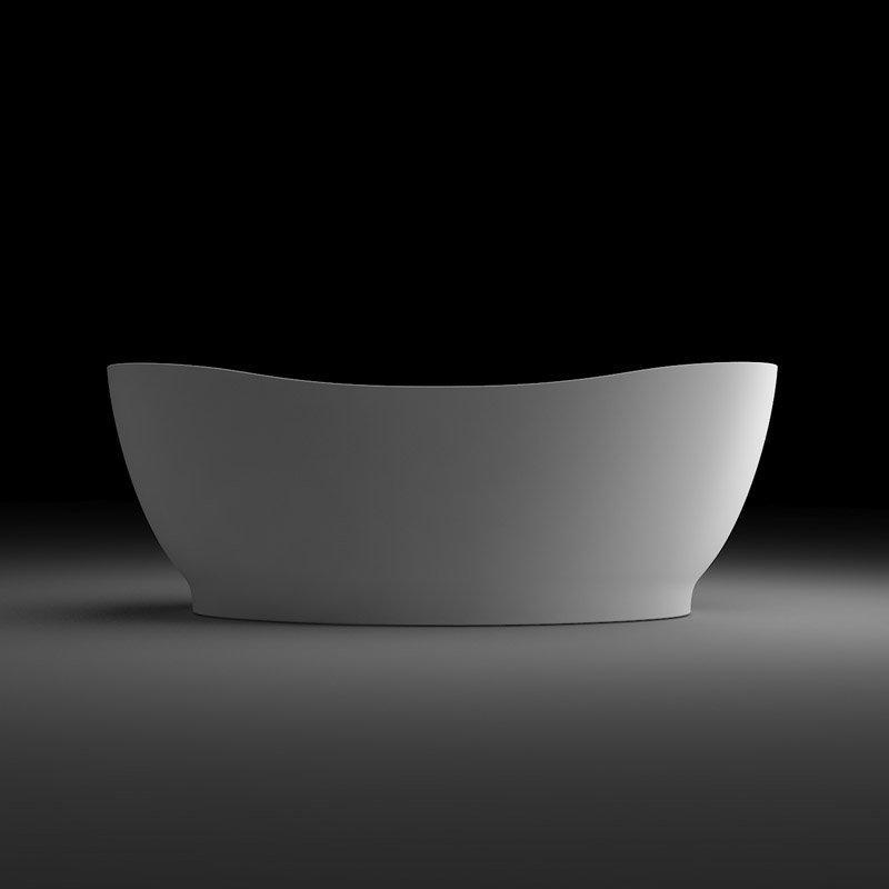 Designer Bath Tub Torino by Davide Tonizzo 1680
