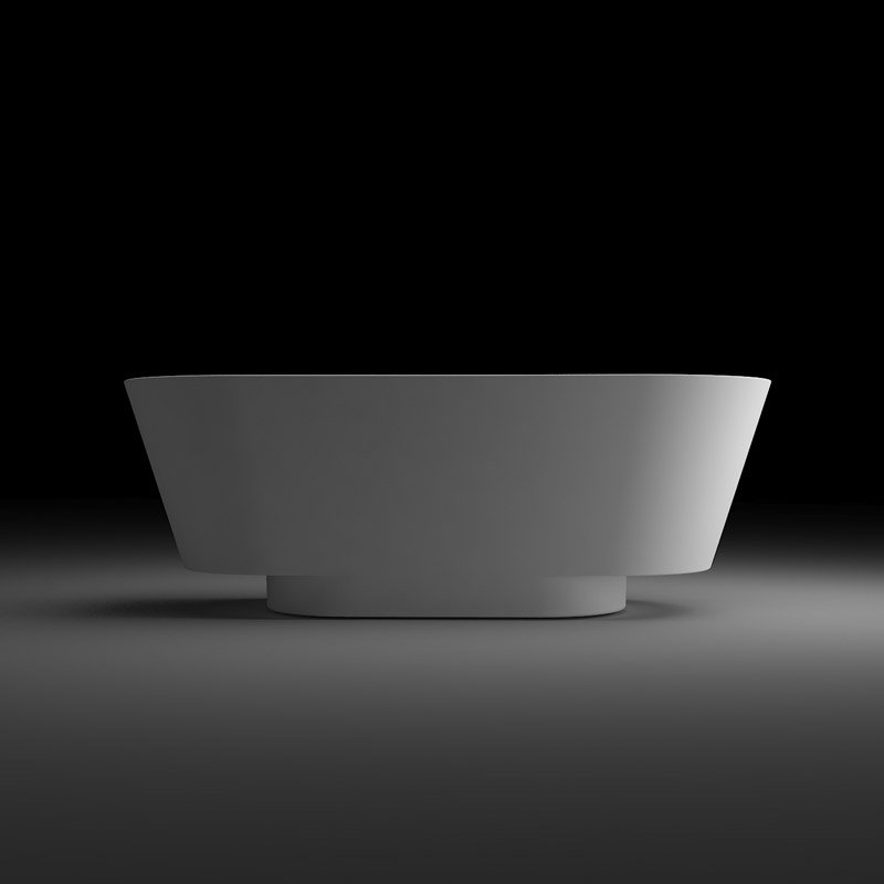 Bella Designer Bathtub Glide by Davide Tonizzo 1640 Free-standing Bathtubs image9