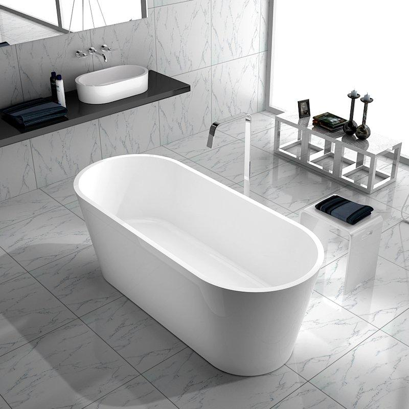 Artificial Stone Bath BS-S07 1695