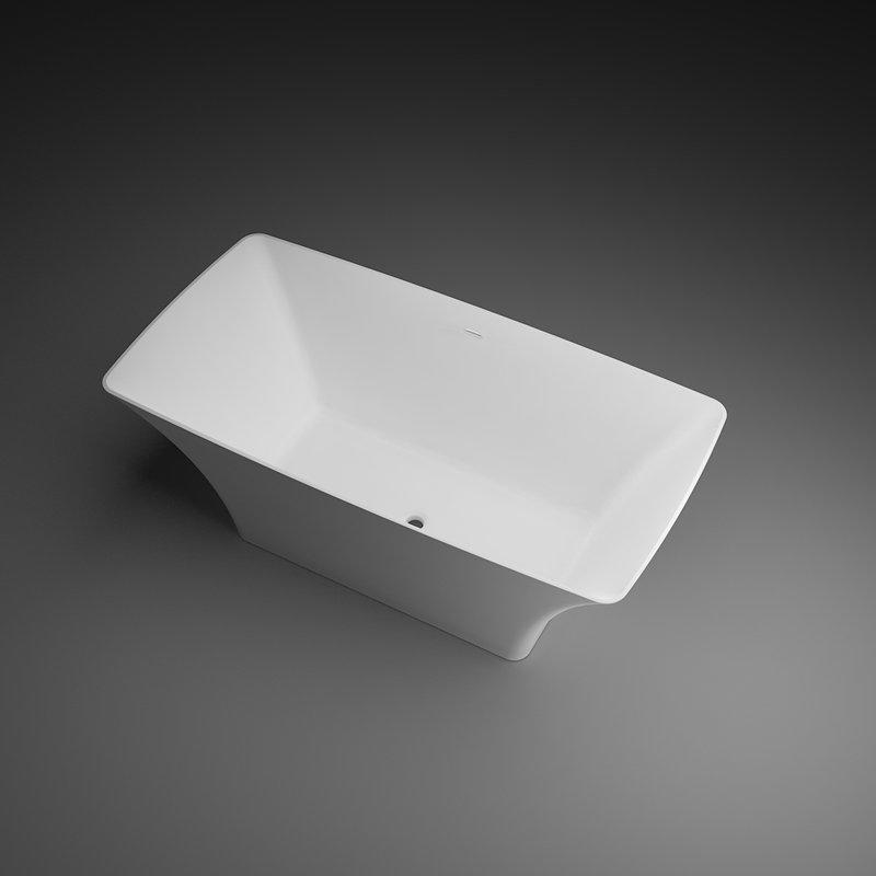 Light Weight Stone Tub BS-Q02 1525