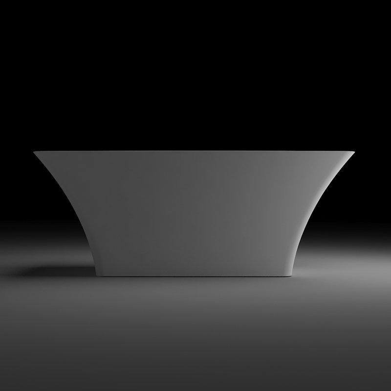 Light Weight Stone Tub BS-Q02 1525