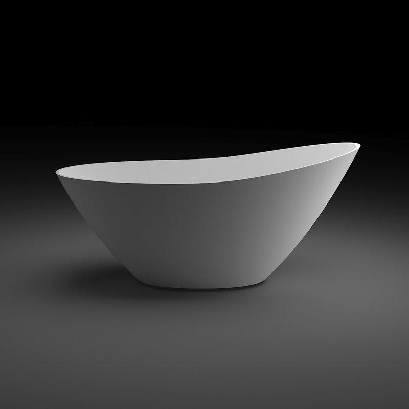 Light Weight Stone Tub BS-Q04 1525