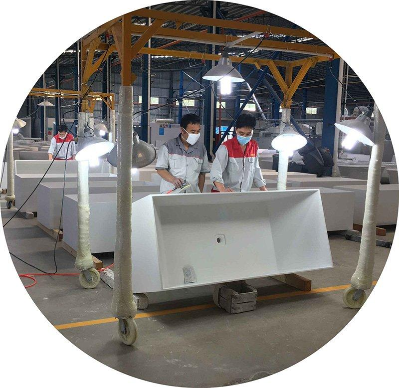 wash basin price vanity Slate above counter basins manufacture