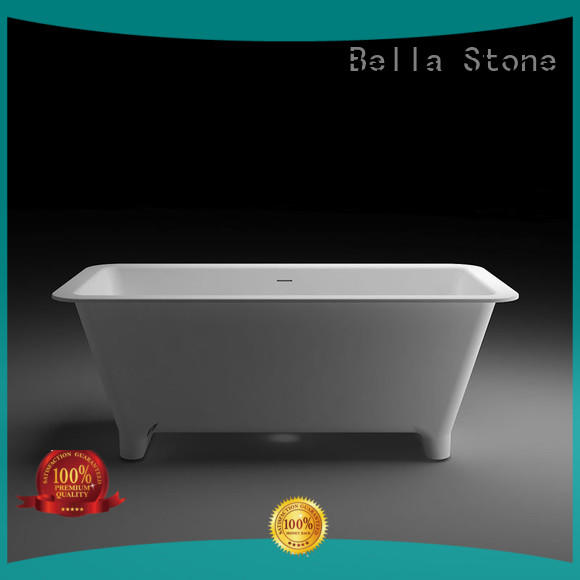 Wholesale lightweight deep freestanding tub Bella Brand
