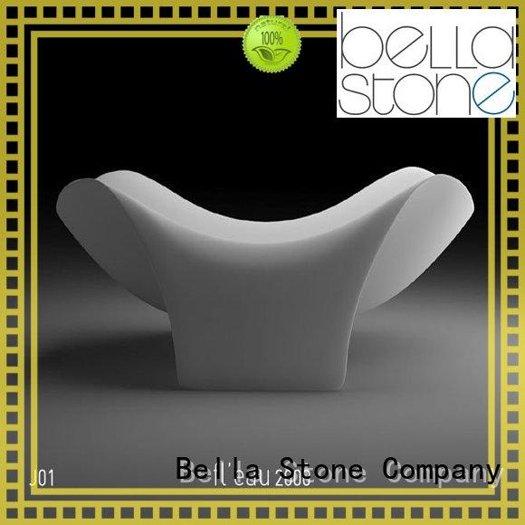 Bella bath 60 inch free standing tub directly price for villa