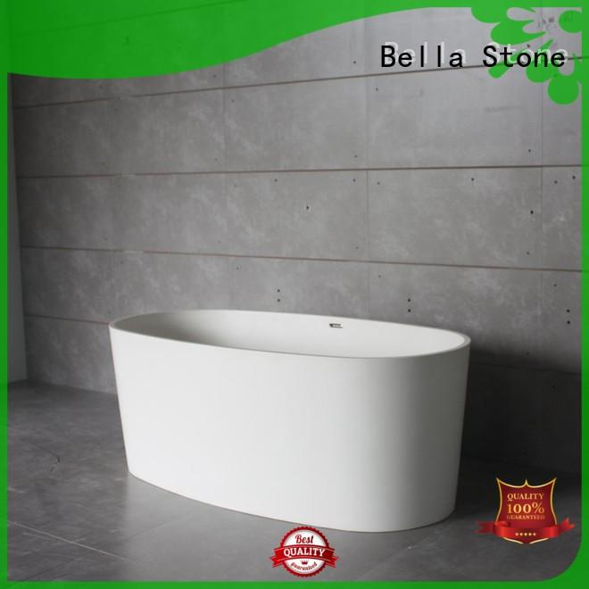 Bella bathtub free standing bath tubs for sale supplier for hotel