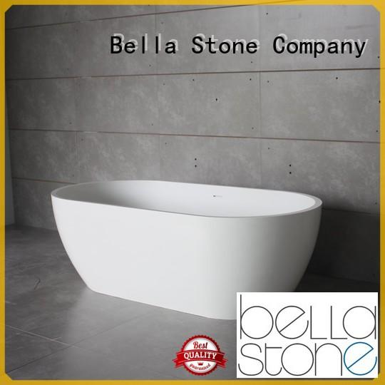 Bella high quality 4 ft freestanding tub bss03 for villa
