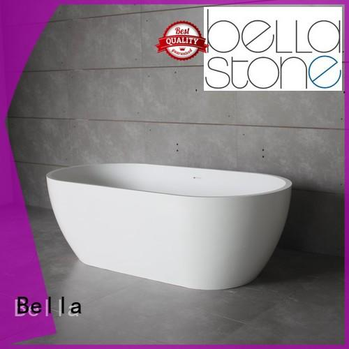 Bella soaking freestanding soaker tub supplier for garden