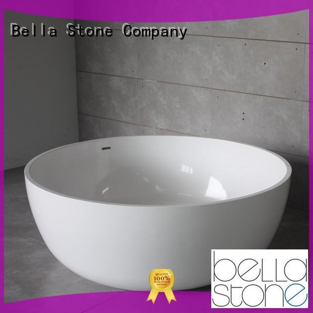 artificialstone acrylic Bella Brand 60 freestanding bathtub