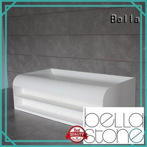 designer solidsurface 60 freestanding bathtub Bella Brand