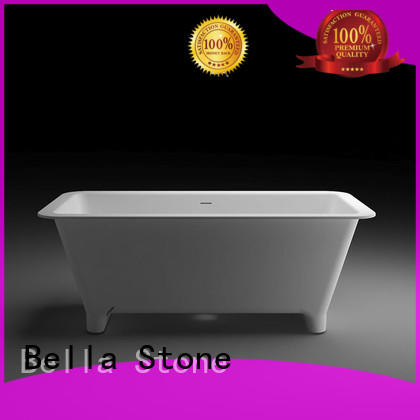 60 freestanding bathtub capital acrylic deep freestanding tub Bella Brand